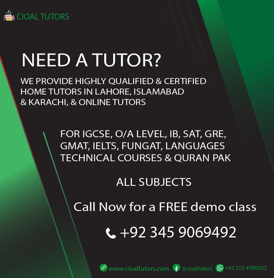 home tuition in iqbal town lahore